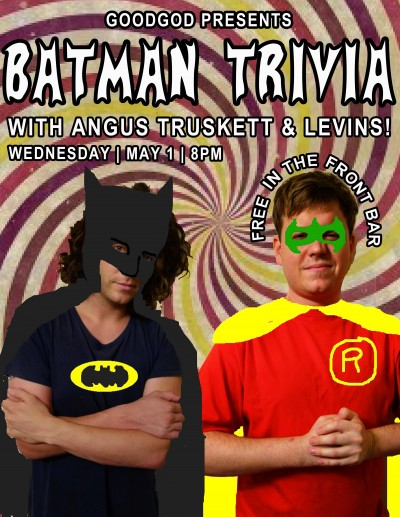 Batman Trivialow
