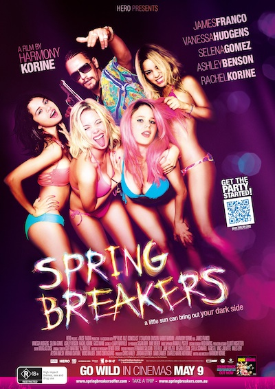 Spring Breakers A4 copy